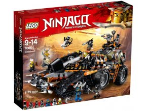LEGO Ninjago MOVIE 70654 Dieselnaut