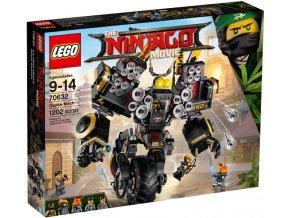LEGO Ninjago MOVIE 70632 Robot zemětřesení