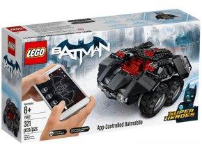 LEGO Super Heroes 76112 Batmobil ovládaný aplikací