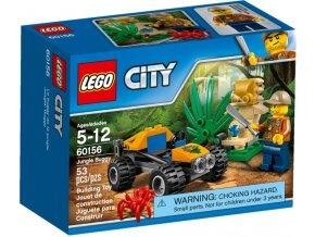 LEGO CITY 60156 Bugina do džungle