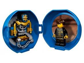 LEGO Ninjago 853758 Jay a jeho výstroj na kendo