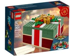 LEGO 40292 Christmas Gift Box (Vánoční dárek)
