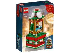 LEGO 40293 Christmas Carousel (Vánoční kolotoč)