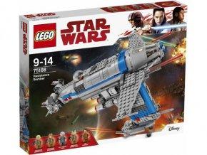 Lego Star Wars 75188 Bombardér Odporu