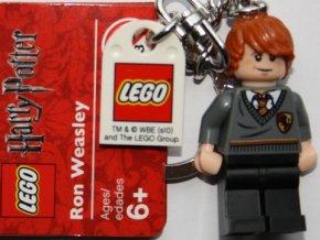 LEGO Harry Potter 852955 Přívěšek na klíče-Ron Weasley