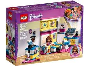 LEGO Friends 41329 Olivia a její luxusní pokoj