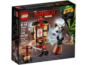 LEGO Ninjago MOVIE 70606 Výcvik Spinjitzu