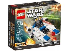 Lego Star Wars 75160 Mikrostíhačka U-Wing™