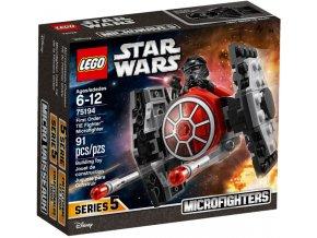Lego Star Wars 75194 Mikrostíhačka Prvního řádu TIE Fighter™