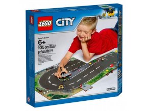 LEGO CITY 853656 Herní podložka