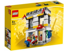 Lego 40305 Limited Edition Microscale Brand Store 2018