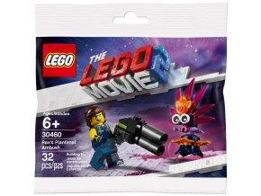LEGO Movie 30460 Rexova léčka na Faunoflór polybag