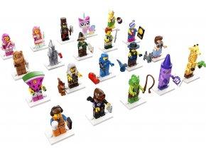 LEGO 71023 minifigurky The LEGO Movie 2 - kompletní sada všech 20-ti figurek