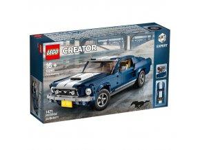 Lego Creator 10265 Ford Mustang  + volná rodinná vstupenka do Muzea LEGA Tábor v hodnotě 370 Kč