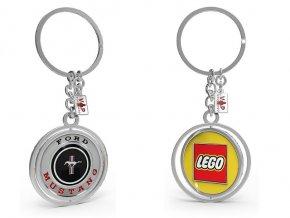 LEGO 5005822 Klíčenka FORD Mustang