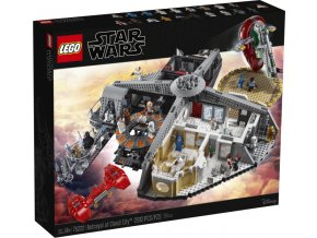 LEGO STAR WARS 75222 Zrada v Oblačném městě™  + volná rodinná vstupenka do Muzea LEGA Tábor v hodnotě 370 Kč