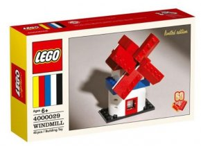 LEGO 4000029 Windmill (Větrný mlýn) Limited Edition