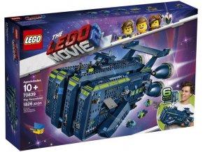 LEGO  MOVIE 70839 Rexceloplán  + volná rodinná vstupenka do Muzea LEGA Tábor v hodnotě 370 Kč