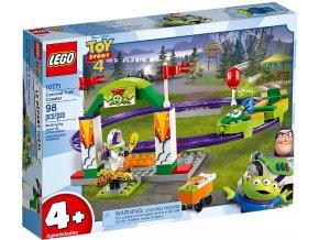 LEGO  Toy Story 10771 Dobrodružství na horské dráze