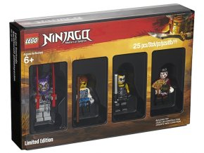 LEGO Ninjago 5005257 - Minifigure Collection, Bricktober 2018 3/4 (TRU Exclusive) - Ninjago
