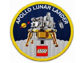 LEGO  5005907 Exclusive SPACE PATCH