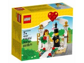 LEGO 40197 Svatební výslužka