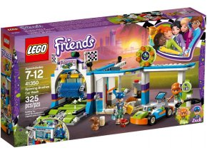 Lego FRIENDS 41350 Automyčka s pohyblivými kartáči