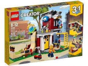 Lego Creator 31081 Dům skejťáků