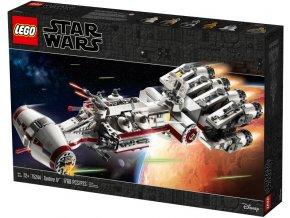 LEGO STAR WARS 75244 Tantive IV™  + volná rodinná vstupenka do Muzea LEGA Tábor v hodnotě 370 Kč