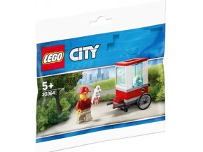 Lego City 30364 Popcorn Cart