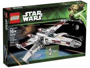 Lego Star Wars 10240 Red Five X-wing Starfighter  + volná rodinná vstupenka do Muzea LEGA Tábor v hodnotě 370 Kč