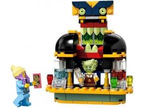 LEGO Hidden Side™ 40336 Džusový bar v Newbury