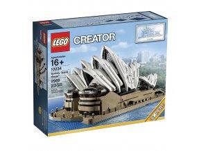 Lego Creator 10234 Sydney Opera House  + volná rodinná vstupenka do Muzea LEGA Tábor v hodnotě 370 Kč