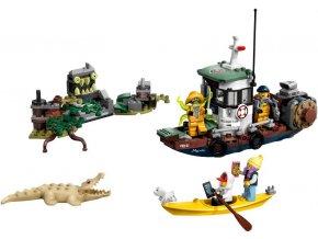 LEGO Hidden Side™ 70419 Stará rybářska bárka