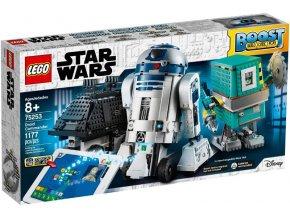 Lego Star Wars 75253 Velitel droidů  + volná rodinná vstupenka do Muzea LEGA Tábor v hodnotě 370 Kč