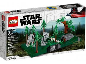 Lego Star Wars 40362 Bitva o planetu Endor – edice k 20. výročí