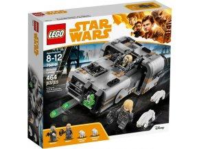 Lego Star Wars 75210 Molochův pozemní spídr