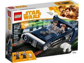 Lego Star Wars 75209 Han Solův pozemní spídr™