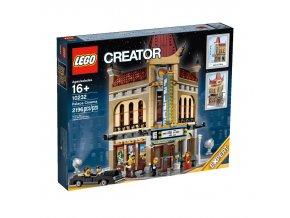 Lego 10232 Palace Cinema  + volná rodinná vstupenka do Muzea LEGA Tábor v hodnotě 370 Kč