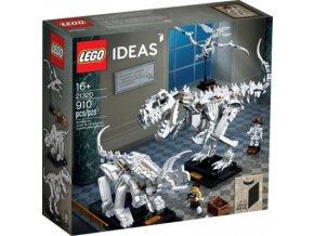 LEGO Ideas 21320 Dinosauří fosilie