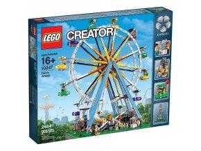 Lego Creator 10247 Ferris Wheel  + volná rodinná vstupenka do Muzea LEGA Tábor v hodnotě 370 Kč
