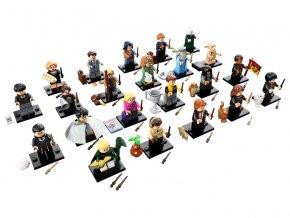 LEGO 71022 minifigurky Harry Potter a Fantasická zvířata - kompletní série všech 22 figurek