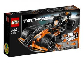 LEGO Technic 42026 Černý šampion