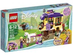 LEGO Disney 41157 Locika a její kočár