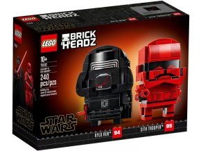 LEGO BrickHeadz 75232 Kylo Ren & Sith Trooper