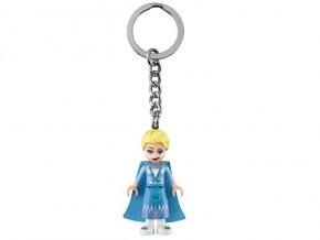 LEGO FROZEN II 853968 Přívěšek na klíče Elsa