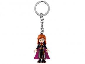 LEGO FROZEN II 853969 Přívěšek na klíče Anna