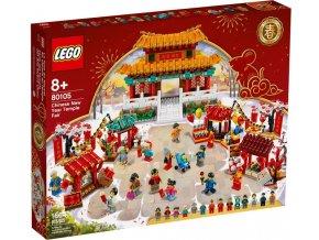 LEGO 80105 Oslava čínského nového roku (Chinese New Year Temple Fair)