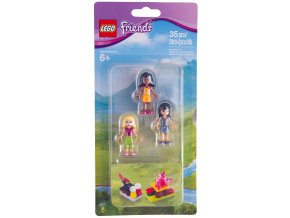 LEGO Friends 853556 Friends Mini-doll Campsite Set