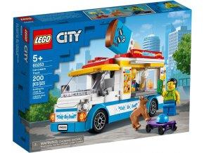 Lego City 60253 Zmrzlinářské auto